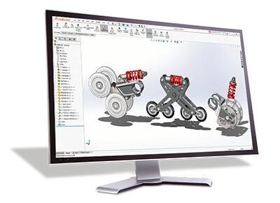 grupoPROCAD.com: Curso online de Diseño Mecánico Profesional con Solidworks.